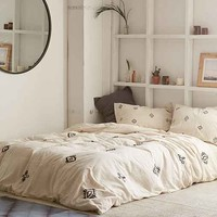 4040 Locust Toures Symbology Duvet Cover