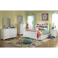2830 Madison - Bookcase Bed