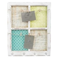 4-Section Framed Memo Board with 4-Knobs | Shop Hobby Lobby