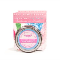 Cotton Candy Dreaming - Hydrating Lip Balm Tin