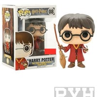 Funko Pop! Movies: Harry Potter - Quidditch Harry - Vinyl Figure
