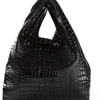 MM6 By Maison Martin Margiela snake-effect shoulder bag