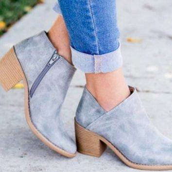 ANNIE ANKLE BOOTIE