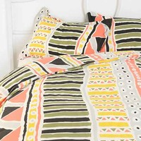 Magical Thinking Bauhaus-Stripe Sham - Set Of 2-