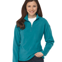 Women's Fitness Fleece, Quarter-Zip Pullover: Fleece Tops and Sweatshirts | Free Shipping at L.L.Bean