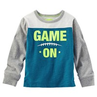 OshKosh B'gosh ''Game On'' Tee - Toddler Boy, Size: