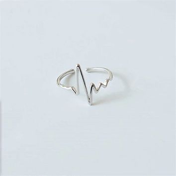 Life Giver Sterling Silver Ring