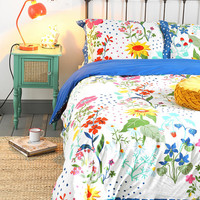 Urban Outfitters - Plum & Bow Wild Bloom Duvet Cover