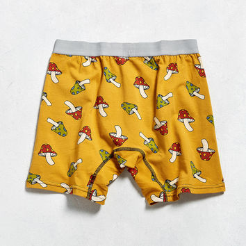UO Mushroom Print Boxer Brief   Urban Outfitters