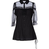 Scervino street Women - Shirts - Shirt with 3/4-length sleeves Scervino street on YOOX