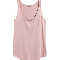 H&M+ Jersey Tank Top - from H&M