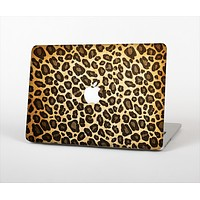 The Vibrant Leopard Print V23 Skin Set for the Apple MacBook Air 13""