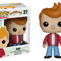 POP! ANIMATION 27: FUTURAMA - FRY