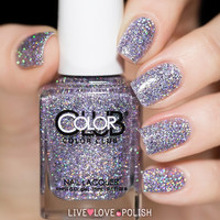Color Club Sugarplum Fairy Nail Polish (Beyond The Mistletoe - Holiday 2011 Collection)