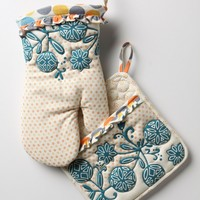 Dotty Match Potholders