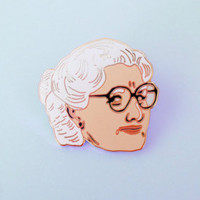 Robin Williams Enamel Pin: Solo Edition
