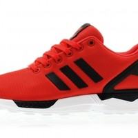 M21327 Adidas ZX Flux Titolo Red/Black/FTWWHT