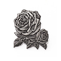 Antique Rose Pin