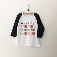 Fangirl shirt T-Shirt funny sweatshirt womens girls teens unisex grunge tumblr instagram blogger punk dope swag hype hipster gifts merch