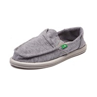 Womens Sanuk Pick Pocket Fleece Casual Shoe