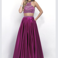 Intrigue 294 Two Piece Prom Dress