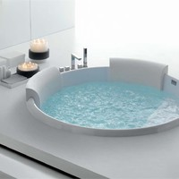 Whirlpool built-in bathtub BOLLA 160 Bolla Collection by HAFRO