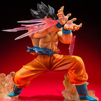 Dragon Ball z Figuras Zero Son Goku Kaiouken Anime Dragonball Esferas Del Dragon Brinquedos Toy DBZ Dragon Ball Z Action Figures