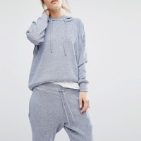 Stitch & Pieces Knitted Hoodie