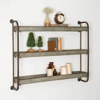 Large Corrugated Shelves