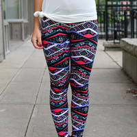 Photo Montage Leggings