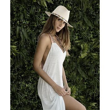 Ivory Cannes Hat