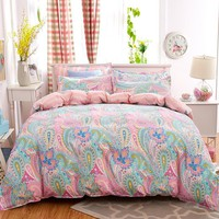 Luxury Bedding Set, Include Duvet Cover Bed sheet Pillowcase