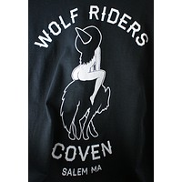 Wolf Riders Coven T-Shirt