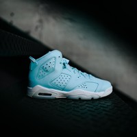 "Air Jordan 6 Retro GG ""Still Blue"""