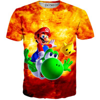 Mario - The Great Escape T-Shirt
