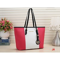 MK Hot Selling Ladies Stitching Color Single Shoulder Bags