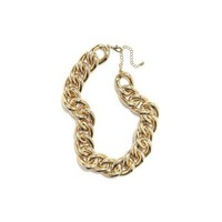 Oversized Link Chain Necklace