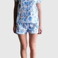 Pipi Pajamas: Shorts Set