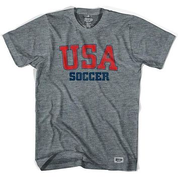 USA Soccer Fifa Distressed T-shirt