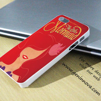 The Little Mermaid Novel Samsung Galaxy S3/ S4 case, iPhone 4/4S / 5/ 5s/ 5c case, iPod Touch 4 / 5 case