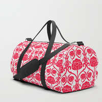 Blossomy Duffle Bag by allisone