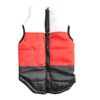 Hot Pet Cat Dog Winter Clothes Soft Padded Vest Harness Puppy Small Dog Coat Clothes Ropa Para Perros