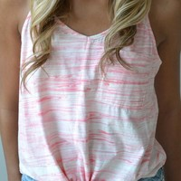 Piace Boutique - Thelia Tank in Tops