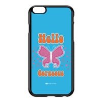 Sassy - Hello Gorgeous 10433 Black Hard Plastic Case for iPhone 6 Plus by Sassy Slang