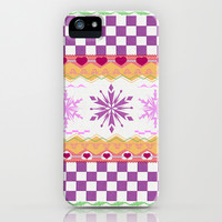 aztec #3 neve iPhone & iPod Case by Emiliano Morciano (Ateyo)