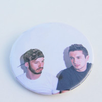 TWENTY ONE PILOTS 2 1/4 Inch Pin