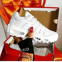 Nike Air Max 95 Popular Women Men Casual Breathable Shoes