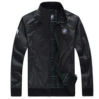 Boys & Men BMW Two-Sided Cardigan Jacket Coat