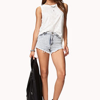 Burnout Muscle Tee | FOREVER 21 - 2052287775