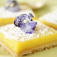 snippets...of thyme: Lemon Squares